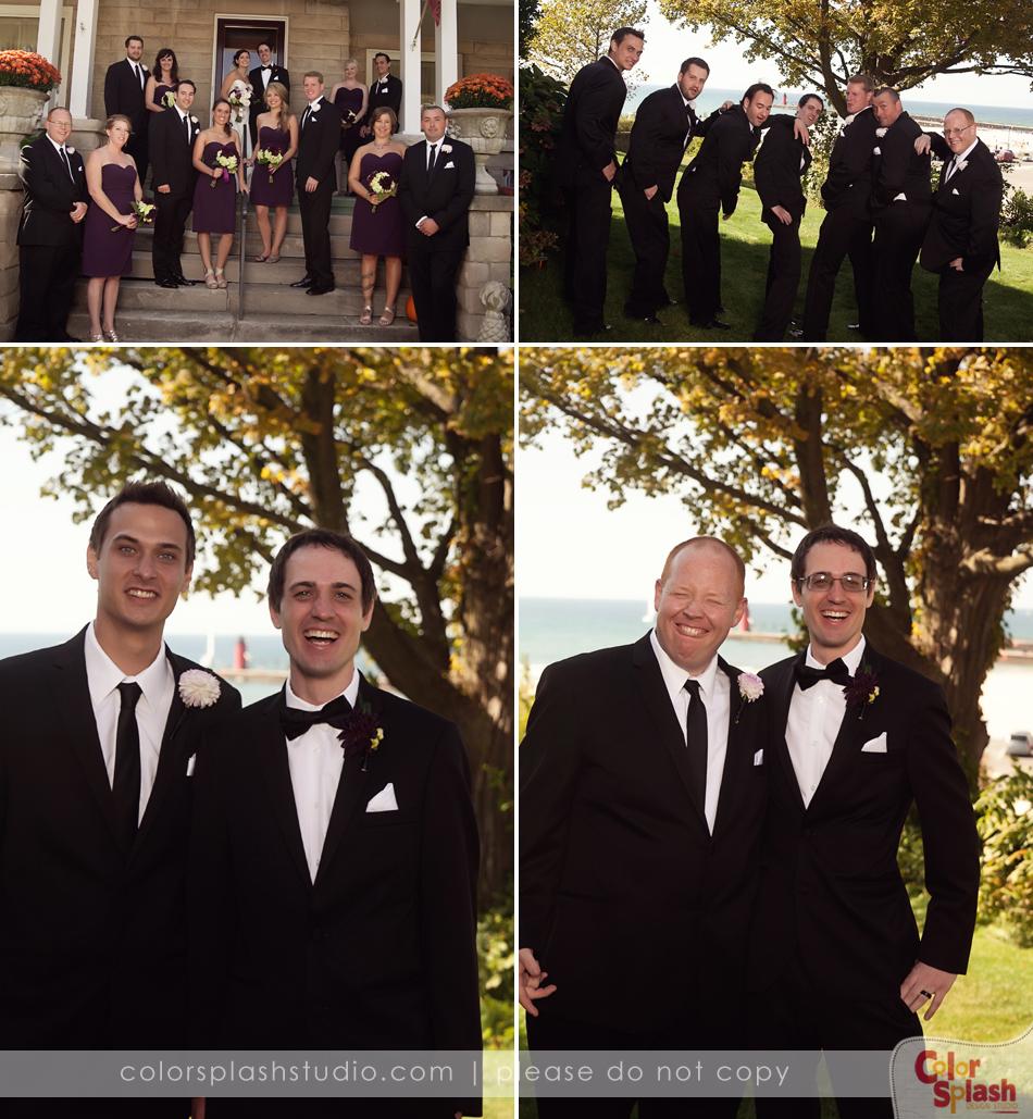 Lake Michigan Wedding (9)