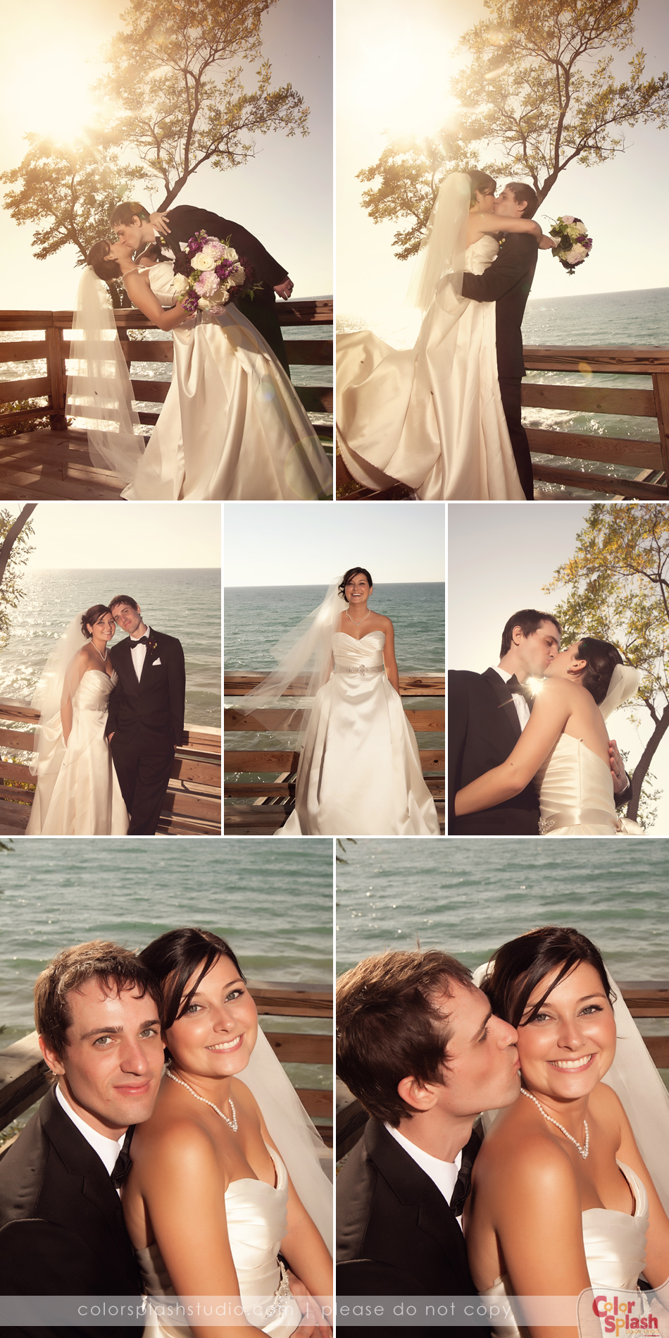 Lake Michigan Wedding (6)