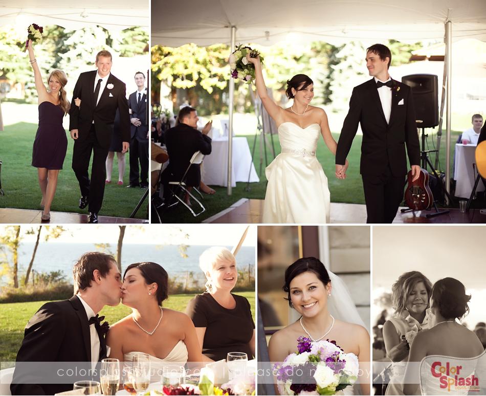 Lake Michigan Wedding (5)