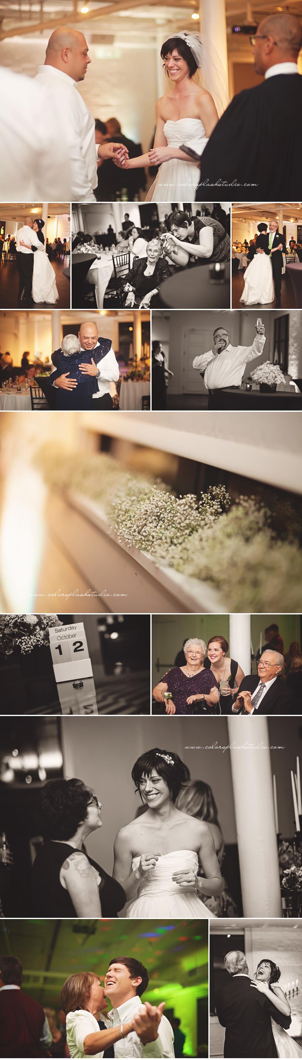 Wedding at the Gatsby in Kalamazoo