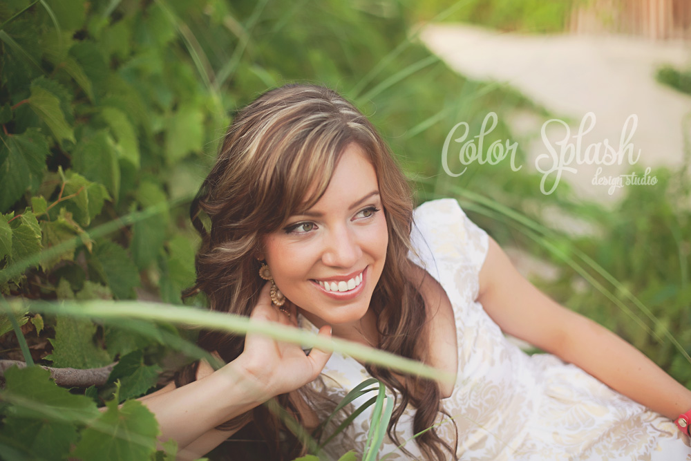 Color Splash Studio | Kalamazoo Senior Photographer