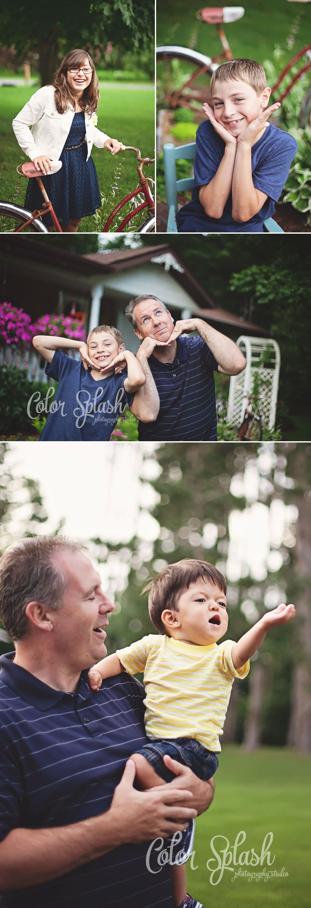 Color Splash Studio | Allegan Photographer