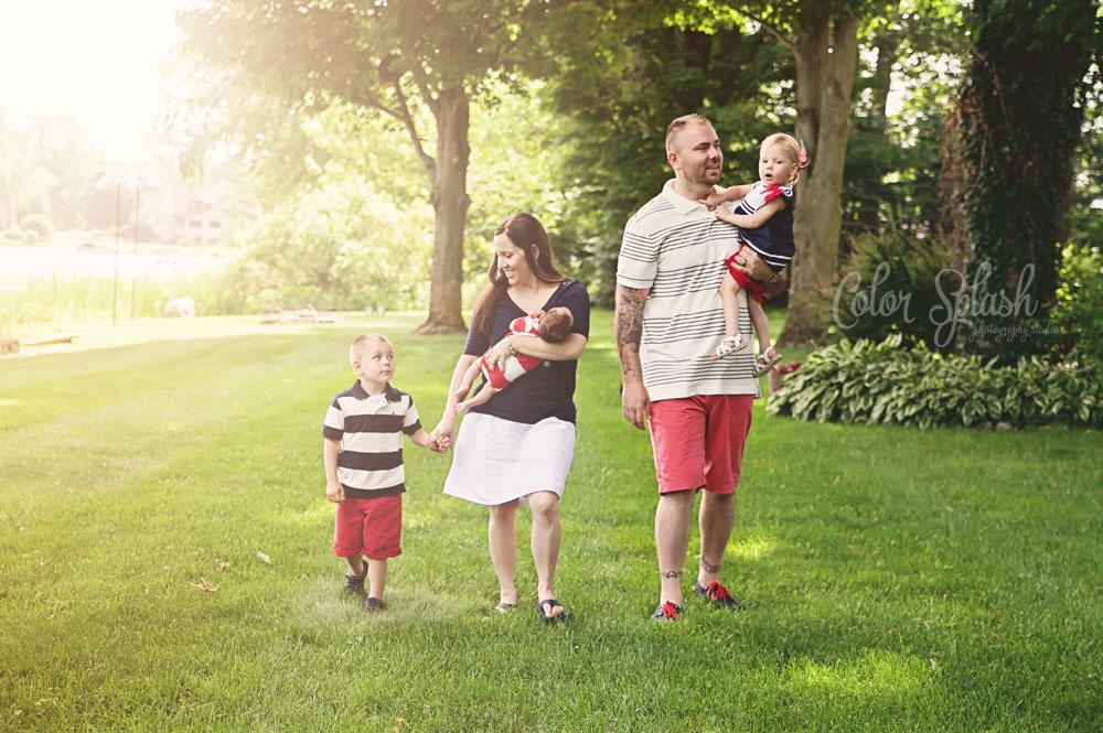 Color Splash Studio | Allegan Family Photographer