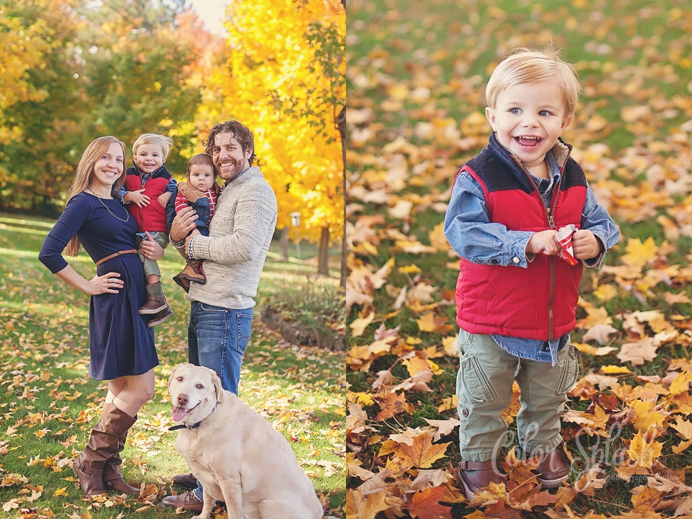 Color Splash Studio | Kalamazoo Family Photographer