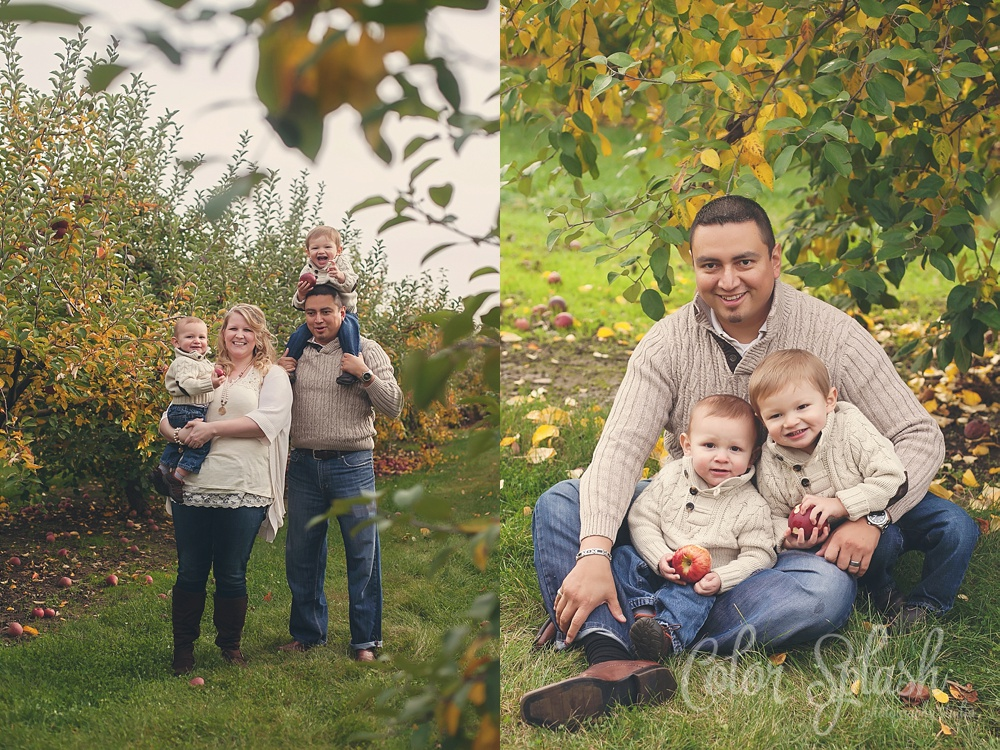 Color Splash Studio | Kalamazoo Family Photographer