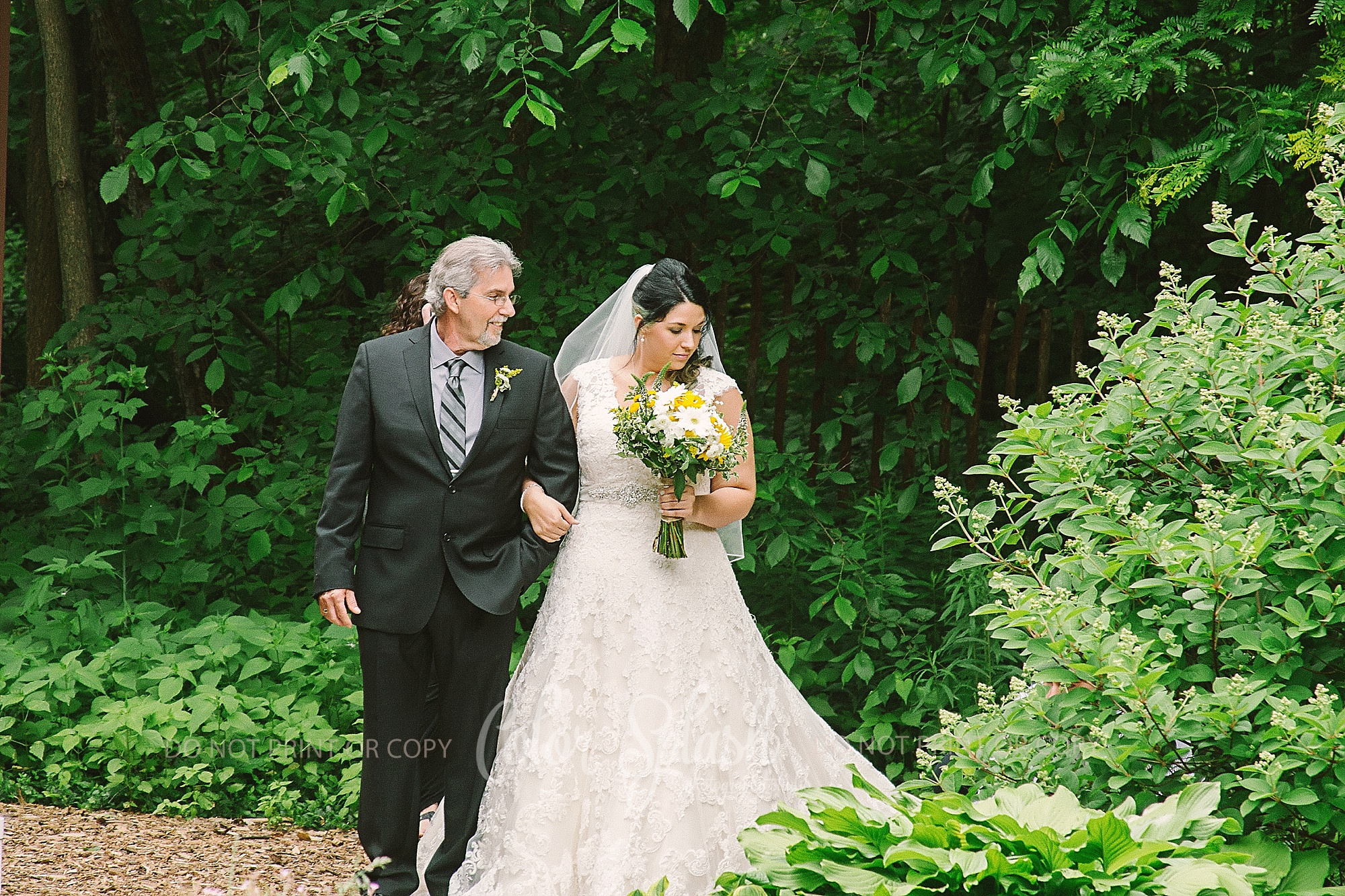 father daughter wedding