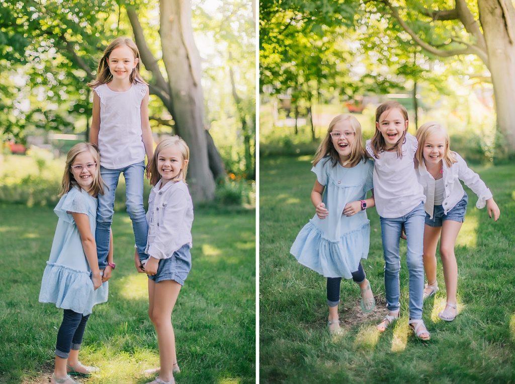 cousins family vacation photos