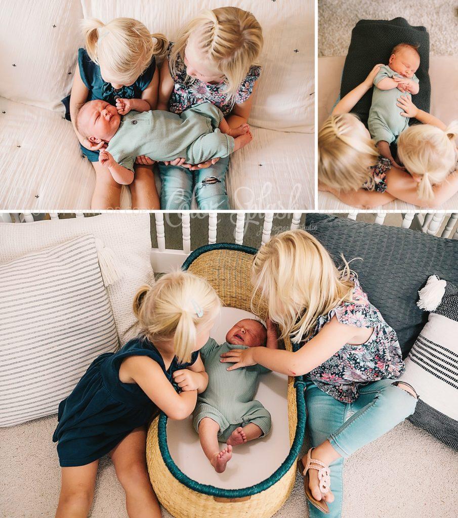 sibling newborn lifestyle